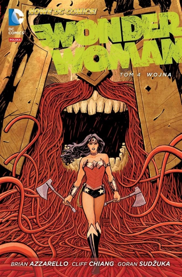 Wonder Woman, Wojna, Tom 4