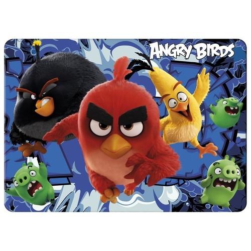 Podkład oklejany Angry Birds