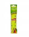 Linijka Flexi 15 cm - zielona (CR625)