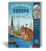 Europa. Atlas świata  Preibisz-Wala Kinga, Deskur Maria