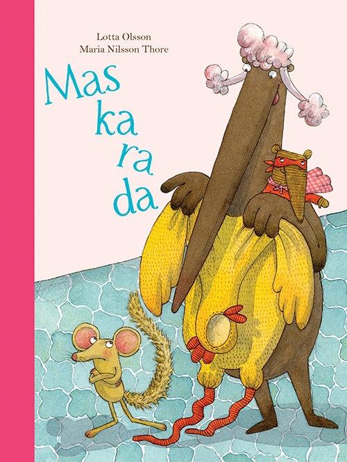 Maskarada Olsson Lotta
