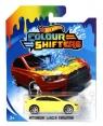 Hot Wheels: Samochód zmieniający kolor - Mitsubishi Lancer Evolution