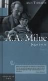 A.A. Milne Jego życie Tom 2 Thwaite Ann