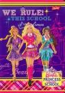Zeszyt A5 Barbie w trzy linie 16 kartek We rule
