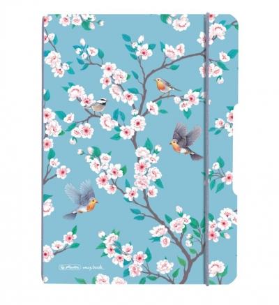 Notatnik A5/40k kratka My.Book Flex - Ladylike Birds