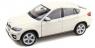 Auto światło dźwięk BMW X6 M biały