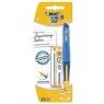 Ołówek automatyczny BIC Kids Trójkątny +wkład niebieski