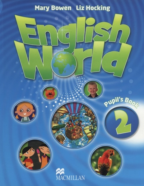 English World 2 Pupil's Book Bowen Amry, Hocking Liz