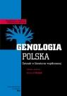 Genologia PolskaGatunek w literaturze współczesnej.
