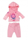 Baby born Casuals Ubranko dla lalki różowy