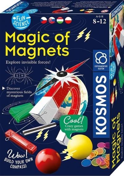 Zestaw Fun Science - Świat Magnesów (K7616601)