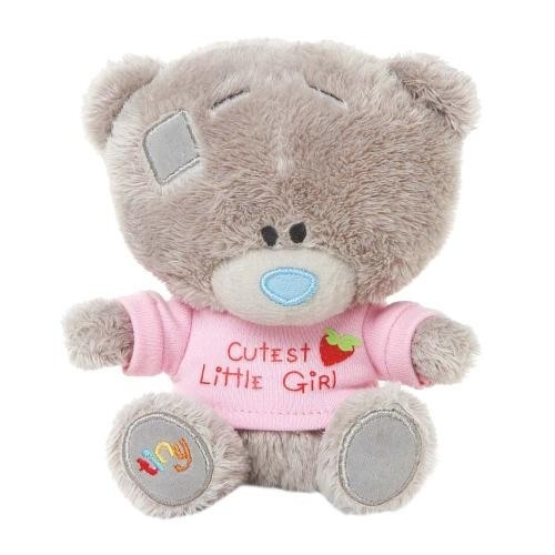 Miś Tiny Tatty Teddy 12 cm Cutest Little Girl