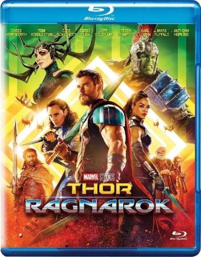 Thor - Ragnarok (Blu-ray) Taika Waititi