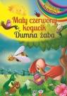 Mały czerwony kogucik Dumna żaba