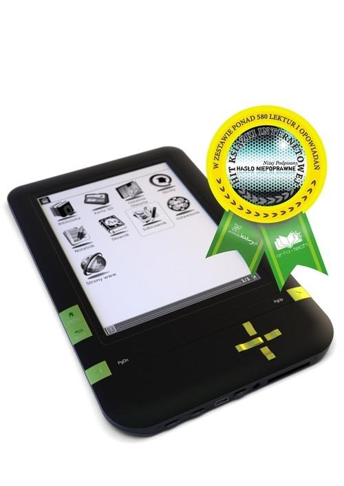 Czytnik Onyx Boox X61S + 580 darmowych lektur