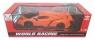 Samochód Powerful zdalnie sterowany skala 1:16 pomarańczowy