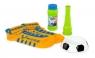 Bańki mydlane Messi FootBubbles Starter Pack żółty (49860)