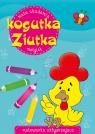 Mała akademia kogutka Ziutka Motylek