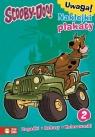 Scooby-Doo Zagadki rebusy kolorowanki 2
