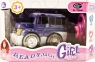 Autobus Girl Auto fioletowy