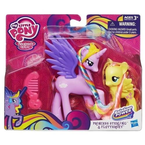 My Little Pony Księżniczka Sterling i Fluttershy