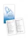 Kalendarz 2017 kieszonkowy - Biblijny