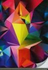 Zeszyt A5 w linie 60 kartek Kryształy