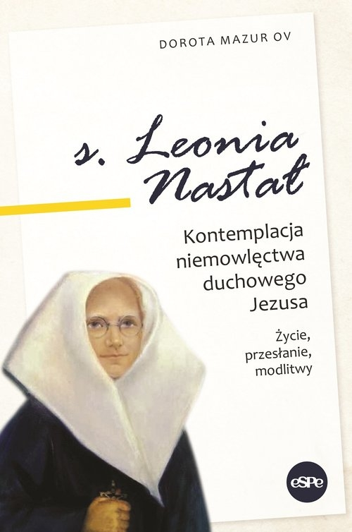 s. Leonia Nastał Mazur Dorota