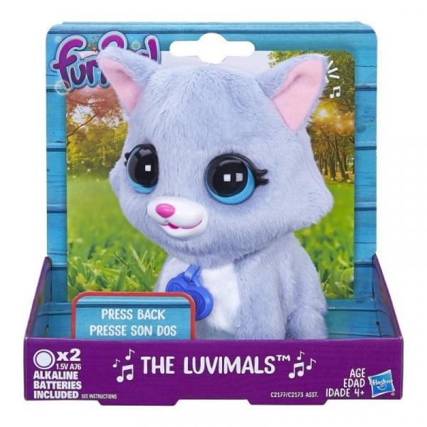 Maskotka FurReal Fantazyjny Kot (C2173/C2177)