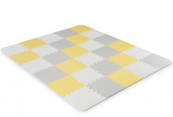 Mata piankowa puzzle Yellow Luno (KKMLUNOYEL0000)