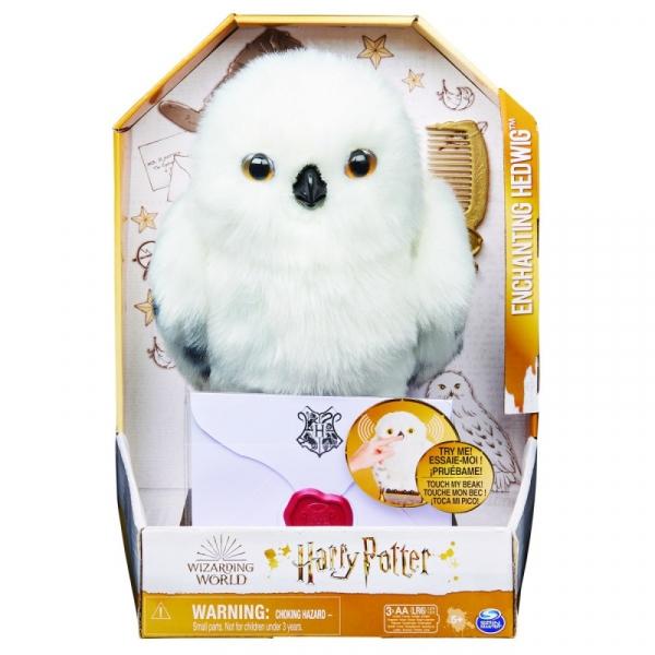 Maskotka interaktywna Wizarding World Hedwiga (6061829)