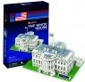 Puzzle 3D: Biały Dom (306-20060)