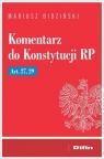 Komentarz do Konstytucji RP Art. 27, 29 Bidziński Mariusz