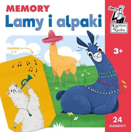 Lamy i alpaki. Memory