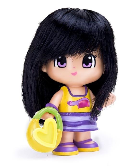Pinypon Laleczka z włosami brunetka