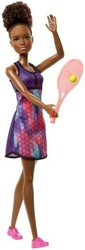 Barbie Kariera: Tenisistka (DVF50/FJB11)