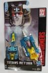 Transformers Generations Titan Masters Nightbeat (B4697)