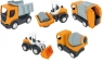 Auta Tech Truck Budowlane, różne rodzaje (35360)