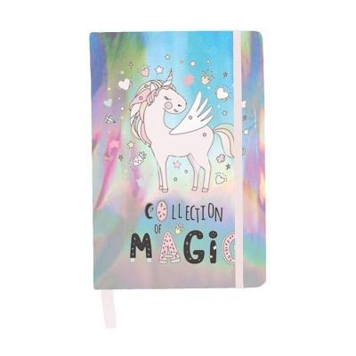 Notes holograficzny A5 Unicorn (PP19UK-3680)