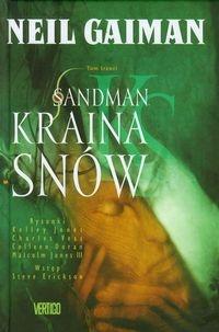 Sandman Kraina snów t.3 Gaiman Neil
