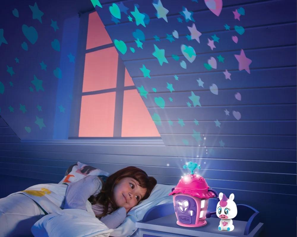 Luminki - Świecący Przyjaciele - Gwiezdna Chatka ze zwierzakiem Luna