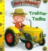 Traktor Tadka Mały chłopiec