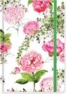 Notatnik midi Ogród Róż