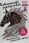 Gallop Kolorowanki jeździeckie