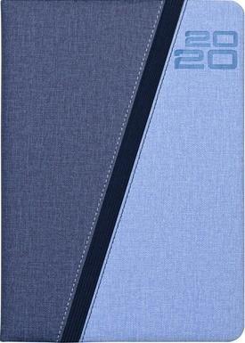 Kalendarz 2020 Książkowy A5 Cambridge jeans