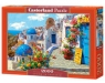 Puzzle Spring in Santorini 2000 elementów