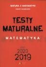 Testy maturalne Matematyka 2019 2020 2021 poziom rozszerzony