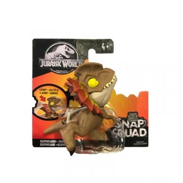 Jurassic World Snap Squad Dinozaury Dilophos (GGN26/GJR09)