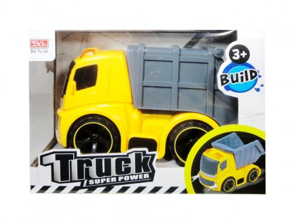 Ciężarówka na baterie