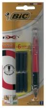 Pióro wieczne X Pen Classic różowe + 6 nabojów